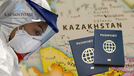 KAZAKH INVEST in state of emergency helped with the extension of visas for 118 foreign citizens